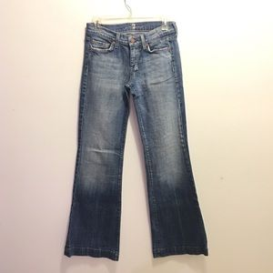 7 For All Mankind Jeans - HP 🎉🎉 7FAMK DOJO Flare Medium Wash Jeans